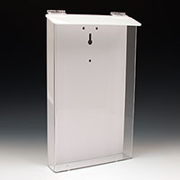 Outdoor Flyer Box - Legal Size 8.5 x 14